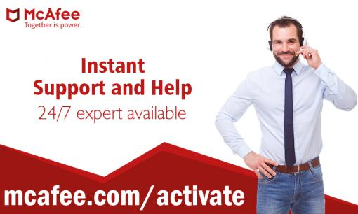 mcafee.com/activate - Download & Redeem McAfee Retail Card